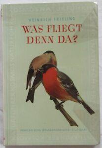 Kosmos Naturführer Was fliegt denn da? – Heinrich Frieling 1958
