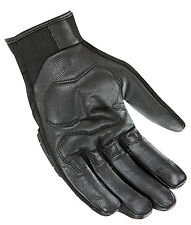 Joe Rocket Eclipse Motorcycle Gloves Extra Large XL Leather Palm Touch Finger