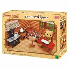 Sylvanian Families LOG CABIN FURNITURE OF WARMTH SET Calico Critters Japan