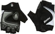 Gants noirs pour cycliste Homme taille XS
