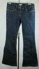 Burberry London Womens Windsor Blue Jeans Size 29 x 31 flare leg