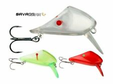 Savage Gear 4play Lip Sculls for soft lures  Pike Trout Bass Salmon crazy price