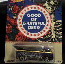 2014 HW HOT WHEELS HEAVY METAL GRATEFUL DEAD VW DRAG TRUCK HOTWHEELS BLCK/GOLD