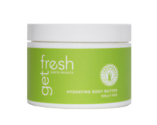 Get Fresh - Hydrating Body Butter - Lemongrass - 8oz 225g
