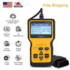 2020 OBDII OBD2 Scanner OBD Code Reader Car Check Engine Fault Diagnostic Tool