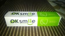 OK Smile Toothpaste With Neem Clove Calcium Enriched With Omega   100 Gram