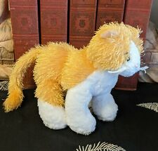 Orange Cat- Ganz Lil' Kinz Plush/Stuffed Animal Kitty Kitten Hs017