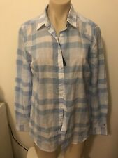 NEW Tommy Hilfiger Blouse Size 8 - 100% Authentic!
