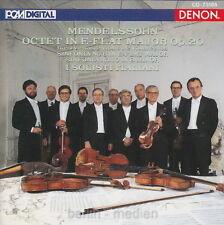 DENON JAPAN CD: MENDELSSOHN - OCTET - I Solisti Italiani