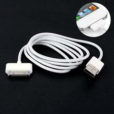 USB Data Charger Sync Cables Wire Cord For iPhone 4s 4 3GS 3G iPod Nano Touch SP