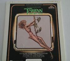 Tarzan: The Ape Man - Video disc (1981)