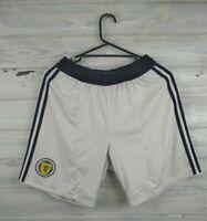 Scotland shorts size medium soccer football Adidas