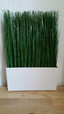 Gras Topfpflanze IKEA FEJKA künstlich Kunstpflanze, Gräser mit Topf 402.076.84