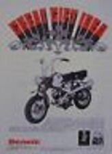 BENELLI Original Ad DYNAMO TRAIL MINI-BIKE 1970 vintage magazine print