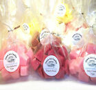100 Soy Tarts Candle Wax Melts Chunks Chips Embeds for Warmers Burners Fragrance