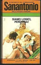 COMMISSARIO SANANTONIO# 101 - SIAMO LOGICI PERDIANA!   -BERù - 1978