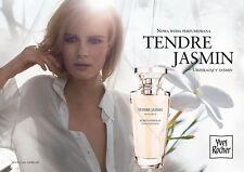 Yves Rocher TENDRE JASMIN Secrets D'essences Eau de Parfum Spray 1.7 fl oz