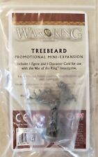 War of the Ring - Treebeard - Promo Miniature Figure - with Cards NEW