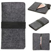 4,7 Zoll Urcover® Filz Tasche Handy & Zubehör Hülle Case Cover Etui Farbe