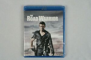 The Road Warrior (Blu-ray, 1981, WS) Mad Max New Sealed !