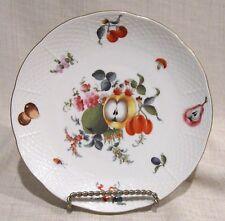 "Herend Fruit & Flowers 7 3/4"" Salad Plate"