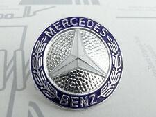 ORIGINALE Mercedes w126 Griglia Anteriore Kit Riparazione con emblema! NOS rimanenze!!