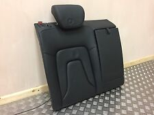AUDI A5 COUPE CONVERTIBLE OS RIGHT REAR SEAT ARMREST S LINE BLACK FINE LEATHER