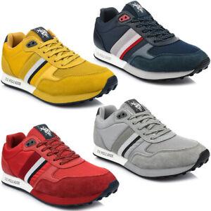 U.S.POLO Assn. JULIUS2 Chaussures Homme Baskets Chaussures de Sport Loisirs