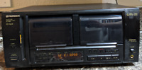 Pioneer PD-F805 50+1 Compact Disc Player/Changer Black Carousel Jukebox Tested!