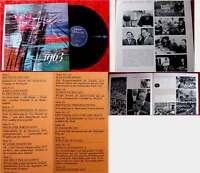LP 1963 Chronik eines Jahres (Philips Hardcover) Rolf Mamero Heinz Ladiges