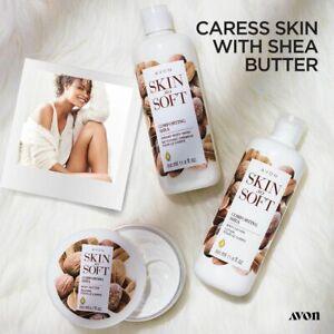 AVON Skin So Soft Comforting Shea Trio Set