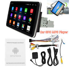 Android 9.1 1Din 10.1in 4-Core 1+16G Car Bluetooth GPS WIFI Radio Stereo Player