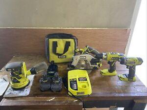 ryobi one cordless power tools
