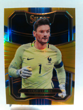 HUGO LLORIS 2017-18 PANINI SELECT SOCCER GOLD PRIZM 06/10 FRANCE World Cup