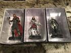 Marvel Eaglemoss Thor Dark World Bundle, Thor, Lady Sif And Malekith