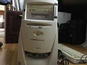 Vintage Compaq Presario 5030 no hard drive