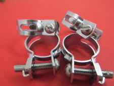 NEW original type 1950's-60's heater hose clamps SET OF 4   BPA-18572