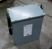 Hammond Power C3f006dbs 240v 6kva Commercial Potted Distribution Transformer