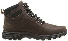 Rockport Hill Crest Waterproof Boot Shoes Mens Snow Boot Cocoa Leather Size 9