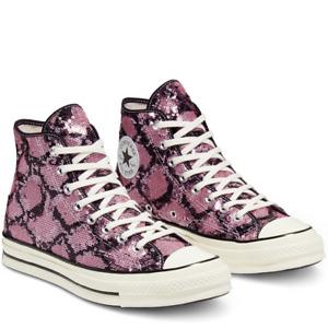 CONVERSE 'Snakequins' Chuck Taylor 70 Hi-Top Sneakers / UK 8-9-10-11 / BRAND NEW