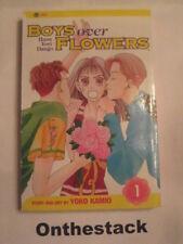 MANGA:    Boys Over Flowers (Hana Yori Dango) Vol. 1 by Yoko Kamio (Paperback)