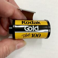 Kodak Gold Color Film 35mm Plus 100, Ultra 400 (lot of 2 rolls) expired