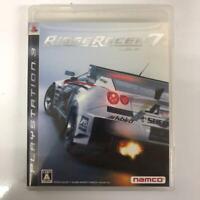 PS3 Ridge Racer 7 96280 Japanese ver from Japan