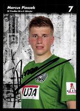 Marcus Piossek Autogrammkarte Preußen Münster 2013-14 Original + A 108719