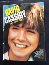 David Cassidy Annual 1975 (Hardcover)