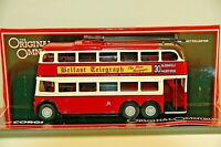 CORGI OOC - REF.NO.43702 BUT 9641T TROLLEYBUS BELFAST CORPORATION RTE:30