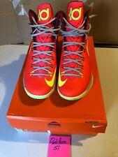 c911d92d0082 Nike Zoom KD V 5 DMV Sz 15 VNDS Basketball Sportswear Training