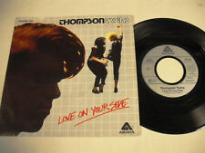 """THOMPSON TWINS Love On Your Side  7"""""""