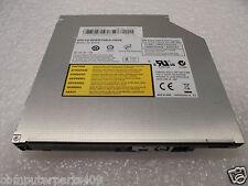 Genuine LAPTOP SATA DVD+/-RW BURNER DRIVE MODEL W/OUT BEZEL  DS-8A4SH