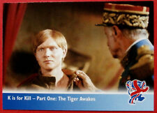 THE NEW AVENGERS - Card#44 - K is for Kill, The Tiger Awakes - Strictly Ink 2006
